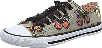 Femme Sneakers Mid Pumps Joe 42 Multicolore multi a Dream Summer Multicolour Browns nYOwnTqS