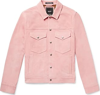 Todd Trucker JacketPink Snyder Suede Dylan eE2bWH9IDY