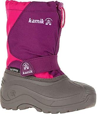 25 Kinder Kamik Stiefel Größe Snowfox Pink qpSw41xBw