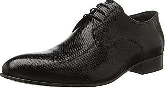 Schwarz Derby Lagerfeld Shoe Karl Homme Noir schwarz 7qCd0x