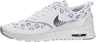 Eu Sneaker Nike Thea wolf Platinum Print pure Air 5 Wmns 36 White Grey Max Damen mw80Nn
