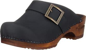 38 Eu Sanita 453062 Oil 2 Noir black Femme Open Urban Chaussures xnZwOz1vxr