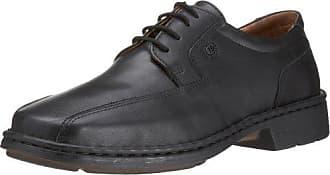 Derby Hombre Para Cordones Eu Gmbh 48 Negro De Schuhfabrik Josef Seibel Burgess Zapatos zA0wqA