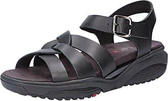 Xsensible Größe schwarz Sandale Damen Schwarz 41 Rhodos 6O6fnr8