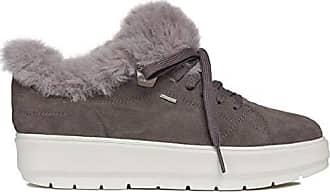 FemmeGrislt Kaula Grey Eu Geox D ASneakers Basses Abx B C101041 KclTJF13