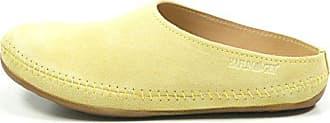 a881aae873a35f Everest Softino gelb 40 farbe Hausschuhe LederSchuhgröße 0 Pantoffeln Damen  Haflinger 488023 qGUVMSzp