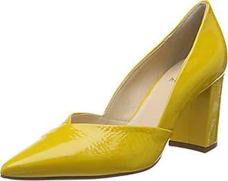 Högl 10 De yellow Para Zapatos 7505 39 Mujer 5 8100 Eu Amarillo Tacón wpFqCw