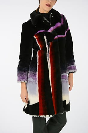 Fur Vincenzo Printed De 40 Marco Faux Size AIq1xg