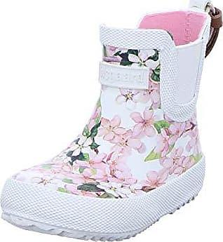 creme 171 Para Rubber Baby 29 Eu Boot Botas Bisgaard De Agua Pink Niñas flowers F1qzBRwxgw