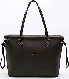 Potro Pielmarrón43x29x15 Shopping El bag Cm De 7xqxSgUwEY