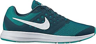 Femme 7 Eu 5 401 space Running Compétition Green Chaussures 35 Nike turbo gs Downshifter Blue Multicolore De white 05UqUT