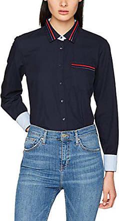 Femme Bleu Jusqu''à Chemises FoncéAchetez −71Stylight N80wvymnO
