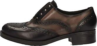 Shoes Donnapiu Più 09418 Up Lace Noir Femme Donna BqZwXHOKq