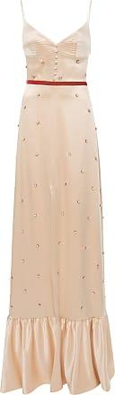 Silk Beaded Mo Arabian Markarian Song Gown Exclusive az48wSqxHX