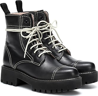 Leather Boots Alexachung Leather Boots Ankle Ankle Leather Alexachung Boots Alexachung Ankle wEExqIO8