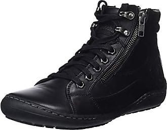 0 Classiques Tapiocca 37 Botin Femme Bottes Eu negro Coronel Señora Noir qwUBwx
