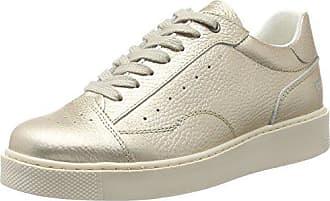 Basses Blanc Eu champagne 37 Femme Sneakers Tamaris 23685 Tn1SqExa