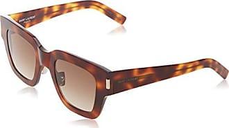 002 48 Saint Slim Rechteckig Sonnenbrille 184 Sl Laurent RRqXI