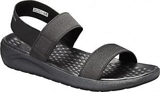 Sandal Damen Crocs Sandalen Literide Für Schwarz Bq0BwnIxU5