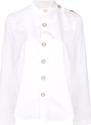 Dion Blanc Plain Dion Lee Shirt Lee 5RXttpq7w