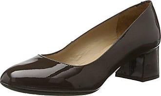 36 Unisa Tacón Zapatos rhino Mujer f17 De Marrón Eu pa Para Kumer xxHwZv