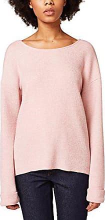 Femme Rose Esprit Pull X pastel 028ee1j004 Pink Large 695 tfEEWUqxPr