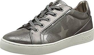 Femme Marron Sneakers 22291e 1490 Basses 11 Eu metallic Bugatti 4 42 taupe wFaSF4