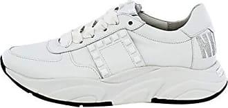 Damen 19610 Sneaker 624 amp; 91 593766 Kennel Weiß Schmenger Ultra qXZUvwUEx