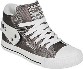 Sneaker British Knights High Roco Kupferfarben 7ESqqR1nw