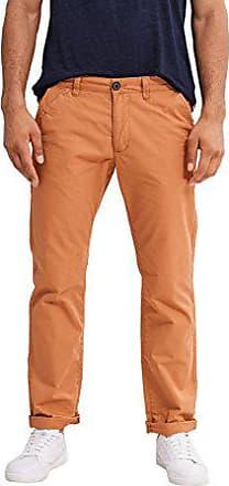 Edc 047cc2b006 32 talla Pantalones camel Fabricante l32 Para 30 Del Marrón Hombre By Esprit W30 SSwAR