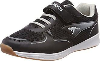 Grey40 Kangaroos vapor Sneaker Schwarzjet Black Eu Ev erwachsene Unisex Roji 8n0vymONwP