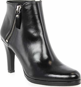 Janie Paradis Boots Noir Femme Pour Philip CrCTPw