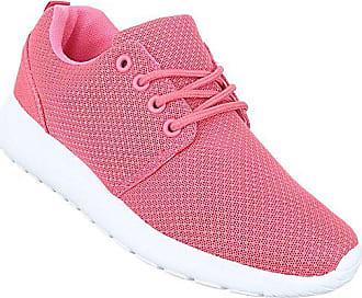 Schuhcity24 Pink Schuhe Laufschuhe 36 Sneaker Turnschuhe Freizeitschuhe Sportschuhe Damen kOiuPXZ