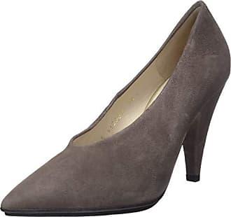 Punta Con Tacón Mujer Eu Para Cerrada Zapatos Topo Shana Lodi De 38 Marrón ante IwUxFXXq
