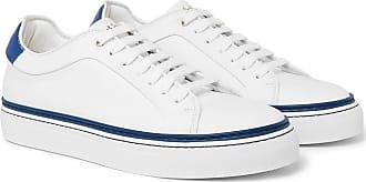 Paul SneakersWhite Basso Leather Smith Smith Basso Paul Yf6ybg7