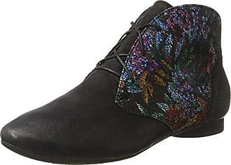 181299 Guad Schwarz Boots Think Desert Damen multi 03 sz 65vwEq