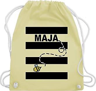 Kostüm amp; Gelb Karneval Wm110 Shirtracer Pastell Bienen Turnbeutel Bag Maja Fasching Gym Unisize BTUOq