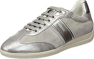 Femme Grey Eu Sneakers Basses Myria lt Gris 37 Geox D A wv87xnqFX