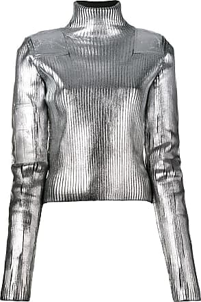Margiela Métallisé Turtleneck Sweater Maison Metallic dqwYdxa