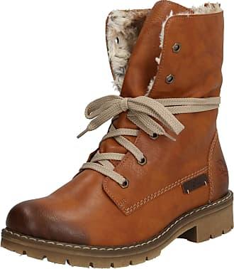 Bis Braun Von Rieker® Stiefel In Zu H9WEIYD2