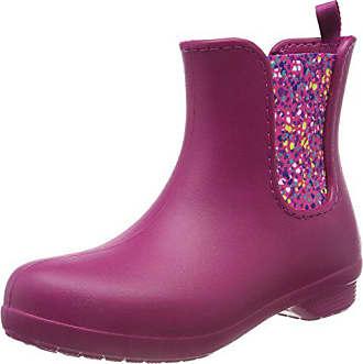 Chelsea Bottes Freesail Crocs Femme Eu 41 Women dots Boot 42 berry Rose Aw5wZIqnT