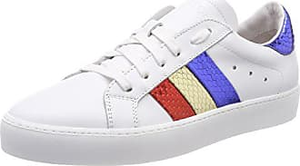 white Eu Sneaker Stokton red gold blu Multicolore Sneakers 37 Basses Femme dqvrqXf