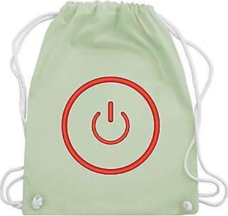 Rot Gym Statement Bag Shirtracer Wm110 ShirtsPower Unisize Turnbeutelamp; Pastell Grün MGUVqSzp
