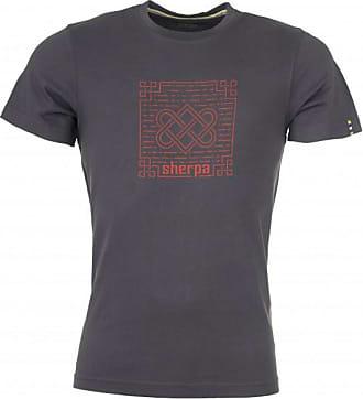 Sherpa T Schwarz Tee Herren shirt Für Lungta Flag AAUqw17