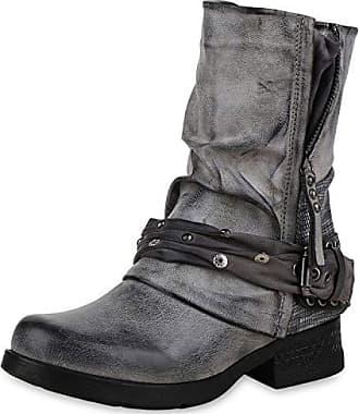 0Stylight Boots Grau83 Zu Produkte � Biker Bis In b7yf6gY