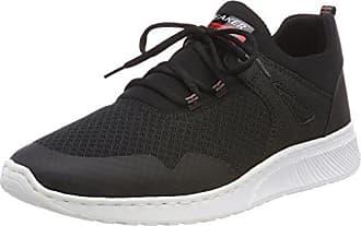 Basses 40 B5050 Eu Homme Sneakers Schwarz Rieker Noir wxEdq4YMZg