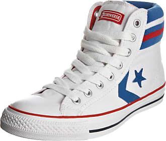 Erwachsene Eu Converse blau 5 Unisex rot SneakerWeißWeiß Größe41 XuwOTPkZi