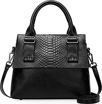 black Frau Umhängetasche Umhängetasche Bfmei onesize Handtasche Tasche xq1Z41w5X