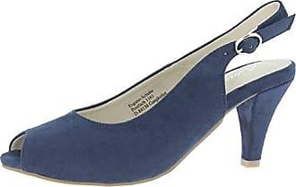 1003440 Größe Conti Damen Eu Farbe 37 dunkelblau Sandalette Andrea xw1UOP