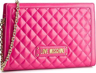 Moschino Love Moschino Bolso Jc4203pp07ka0604 Bolso Love Fuxia B4wxqE0